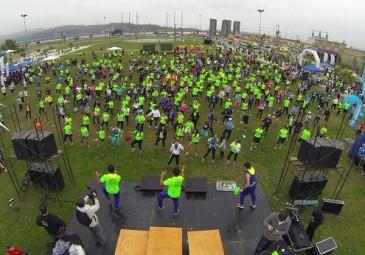Corrida 25 Años UDD se convirtió en una fiesta del deporte