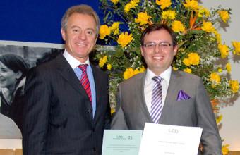 Ceremonia de premiación de profesores de excelencia
