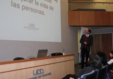 """Seminario """"Innovación en salud para mejorar la vida de las personas"""""""
