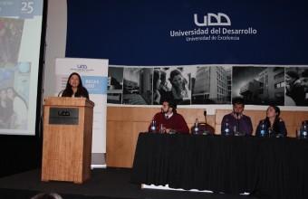 Enfermería participa en exitoso Encuentro Vocacional en SurActivo