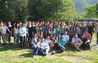 Carrera organiza octavo viaje intercultural