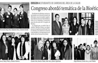 Congreso abordó temática de la Bioética
