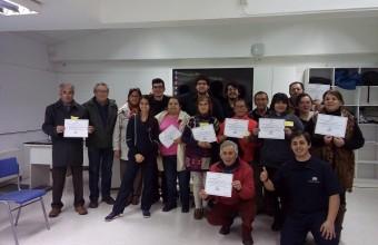 Alumnos dictan talleres a la comunidad