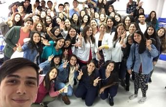 ¡Bienvenida, Generación 2017!