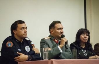 Alumno UDD expuso en el encuentro Nacional de Politrauma y Emergencias