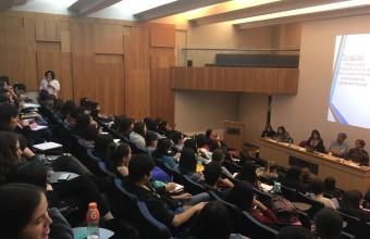 Alumnos participan en Diálogo de Saberes