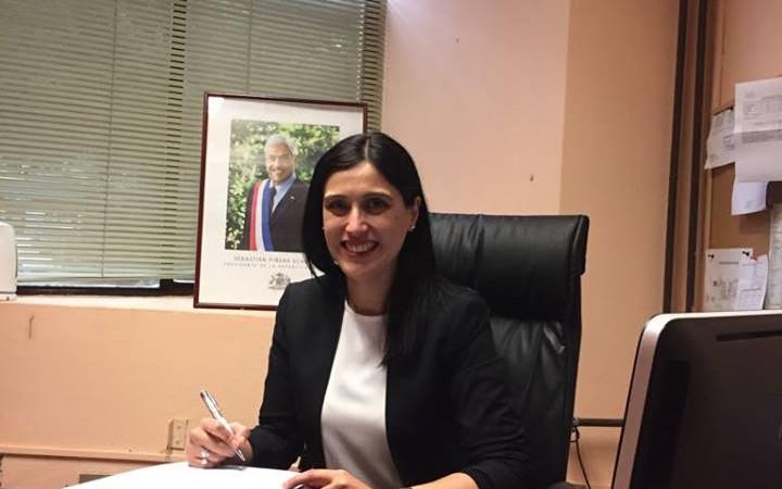 Egresados destacados: Chribet y su rol como Directora del Hospital de Contulmo