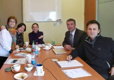 Dirección de Investigación participa en importante proyecto internacional