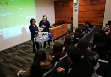 Facultad de Salud organiza último Taller Vocacional