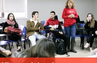 Alumnos entregaron innovadoras soluciones a desafíos de Semana i