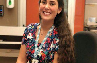 Conoce a nuestros egresados: Catalina Sepúlveda y su rápida inserción al mundo laboral
