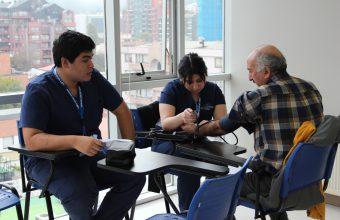 Clínica Abierta de Facultad Ciencias Salud atendió más de 200 pacientes