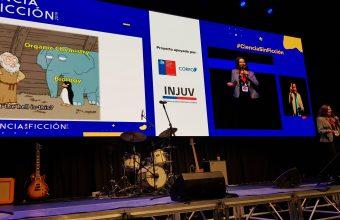 Directora Ciencias Básicas expuso en masivo evento científico