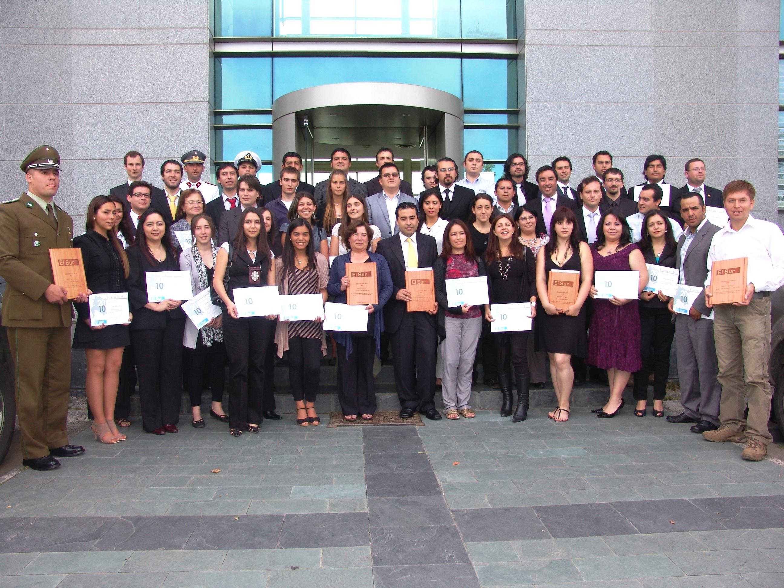 50 jóvenes líderes de El Sur