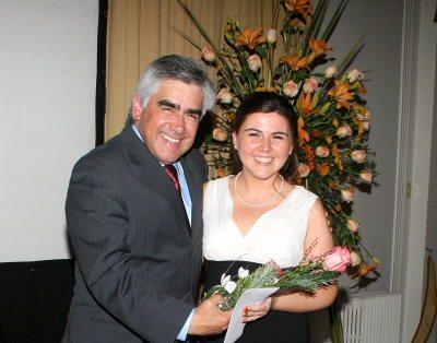 Dr. Luis Vicentela y dra. Cindy Mongrave