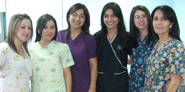 Camila Araya, Hospital de Lota