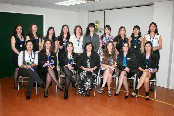 Titulación Fonoaudiología 2011
