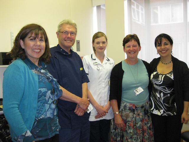 Directoras de Enfermería se perfeccionaron en Inglaterra