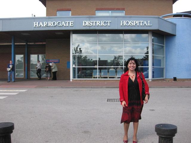 Yasna Becerra, Directora Enfermería