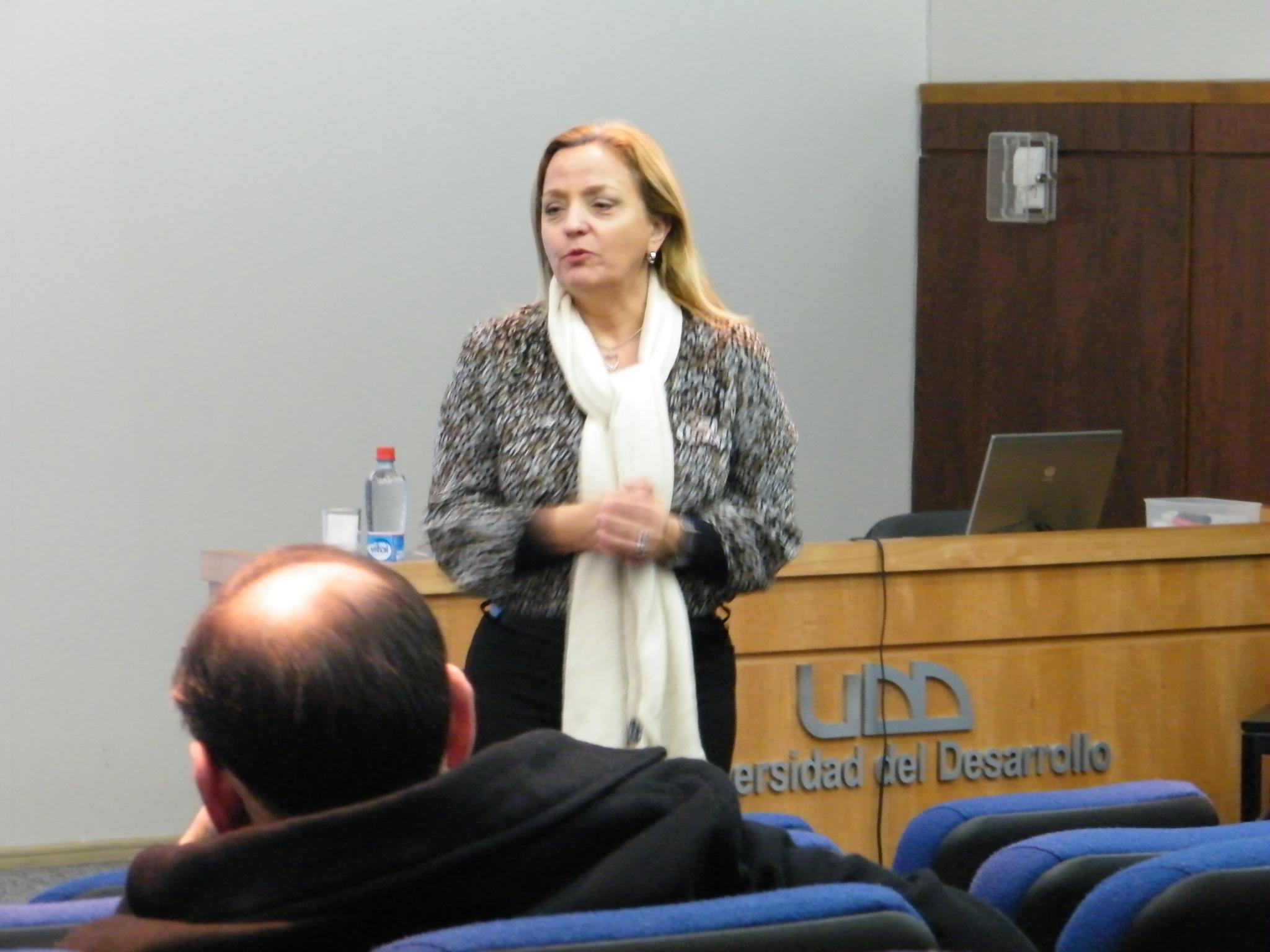 Magíster de Gestión en Salud inició su nuevo año académico Concepción y Santiago
