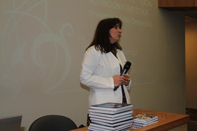 Victoria Halabí, Dir. Nutrición