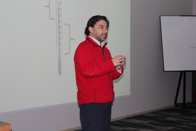 Expositor, Felipe Lecannelier