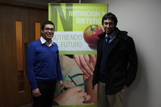 Jornada Nutrición y Deporte