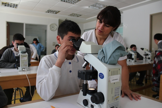 Taller Científico UDD - Explora