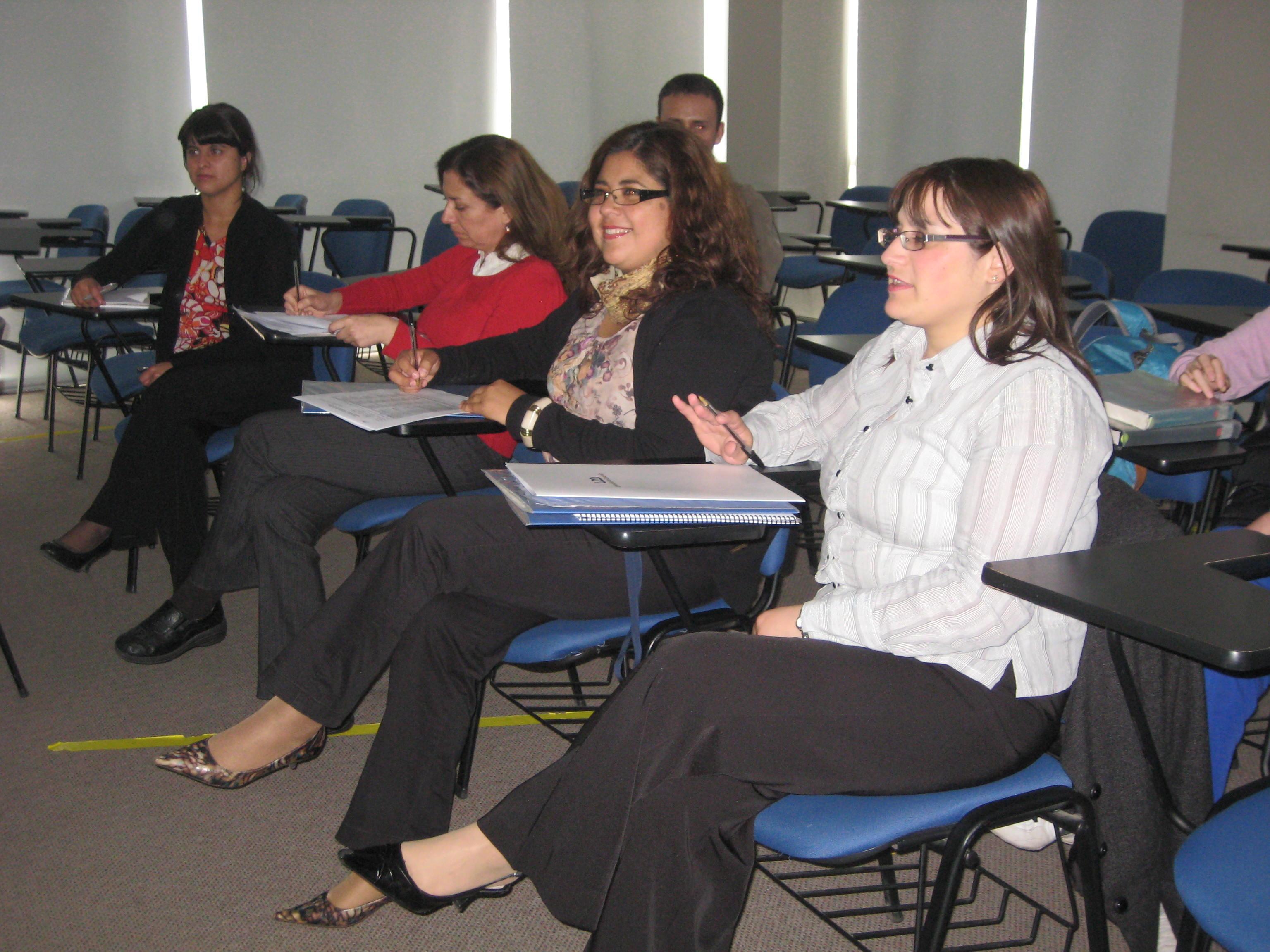 Exposición Tesis Investigación Odontología 2011