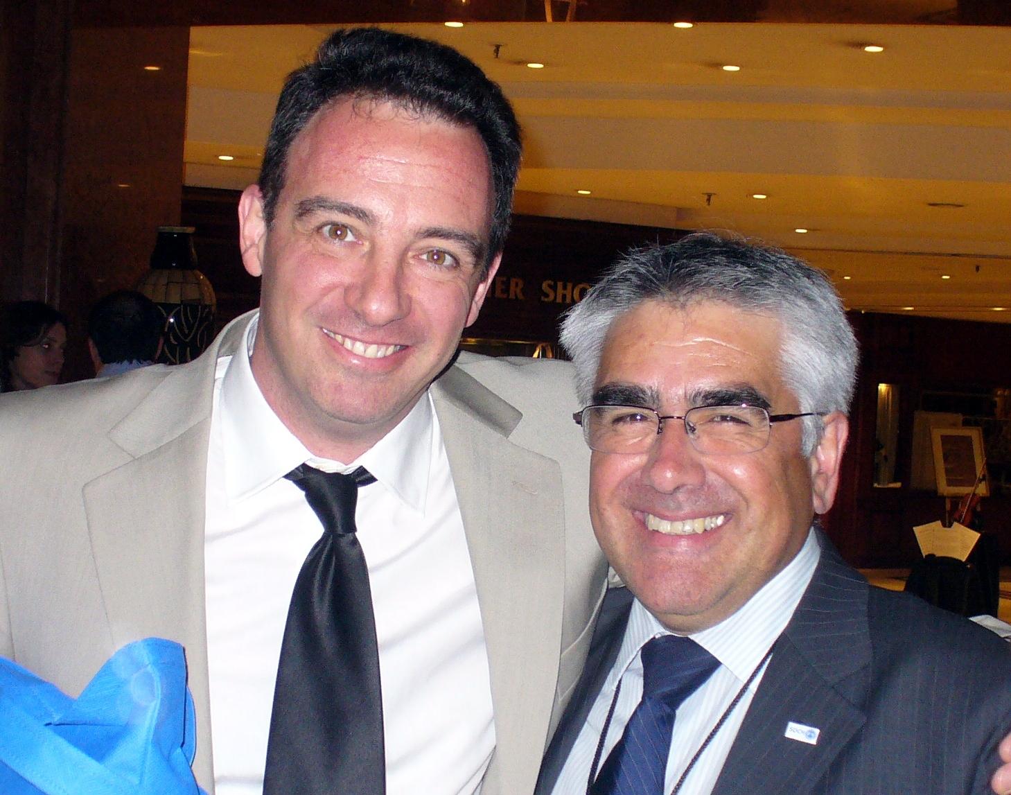 Doctores Bertoldi y Vicentela