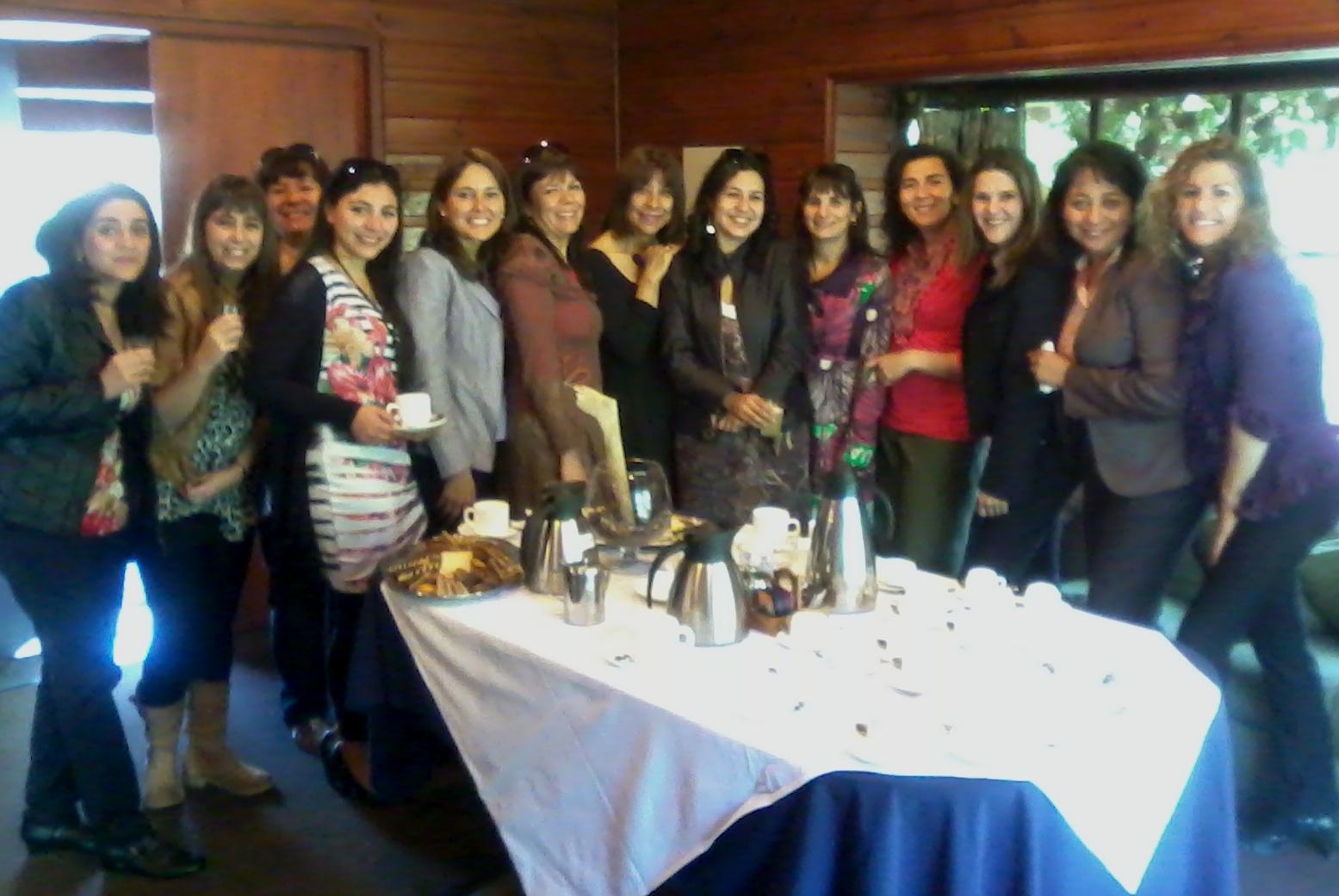 Nutricionistas UDD se reunieron en Santiago