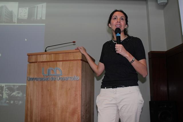 Dra. Carolina Rojas, Directora de Carrera