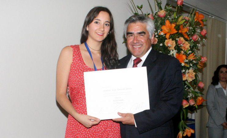 Titulación Nutrición 2011