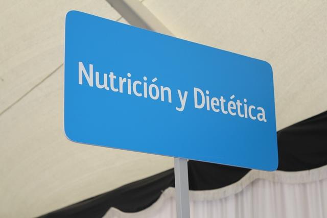 Admisión Nutrición y Dietética 2012