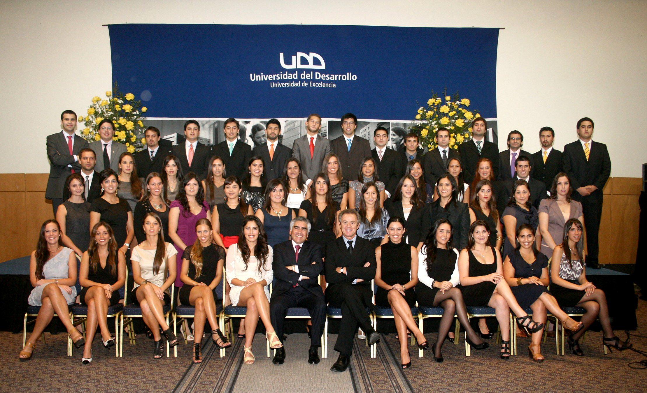 Odontólogos UDD 2012