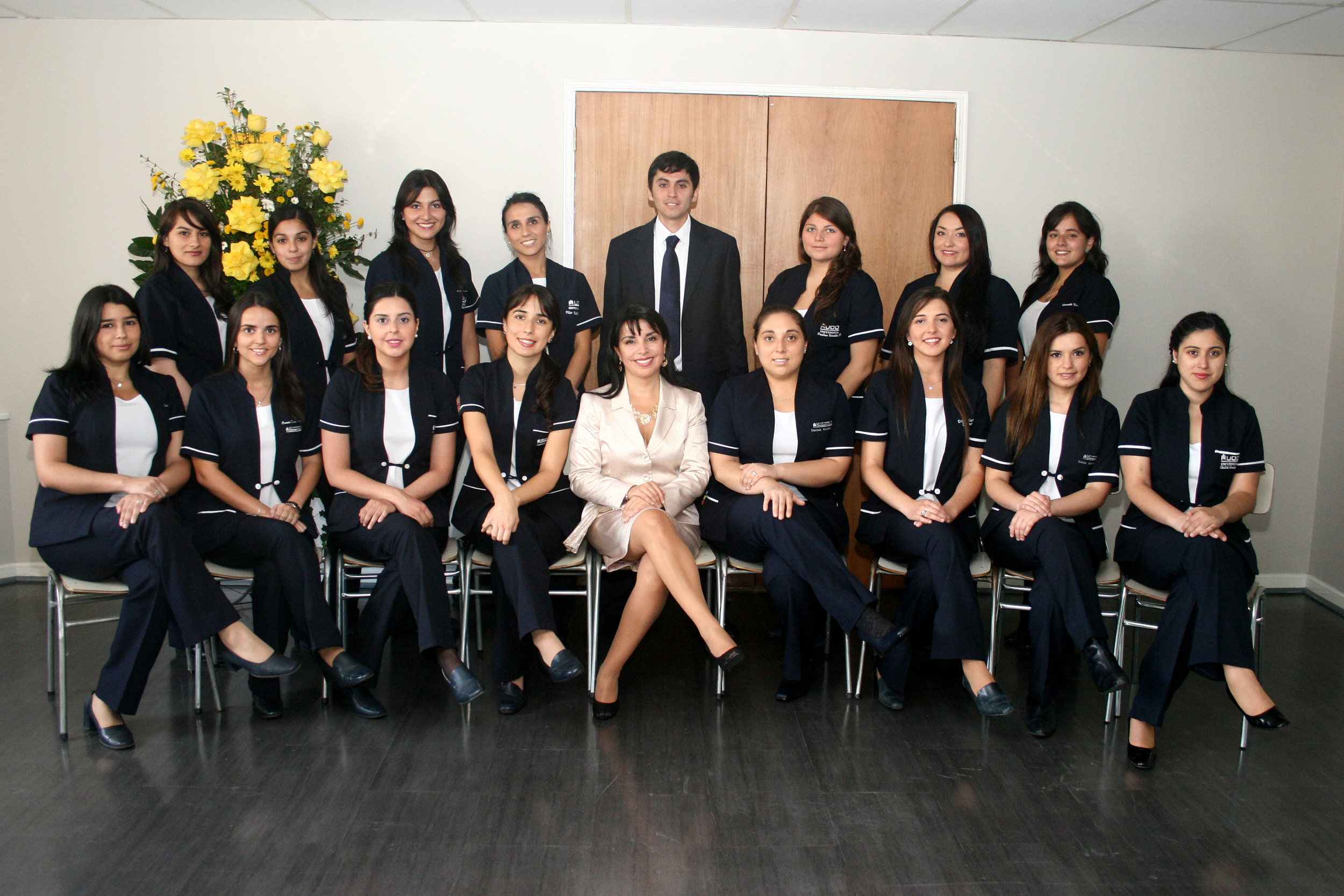 Enfermeros UDD Concepción