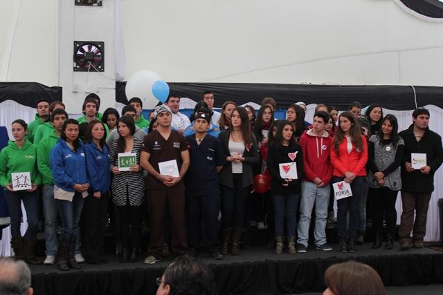 Feria del Voluntariado UDD