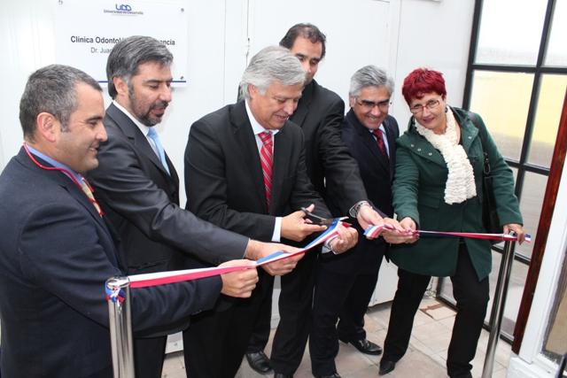 Inauguración Clínica