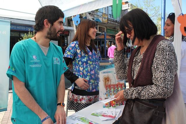 Feria de Salud Ñuble