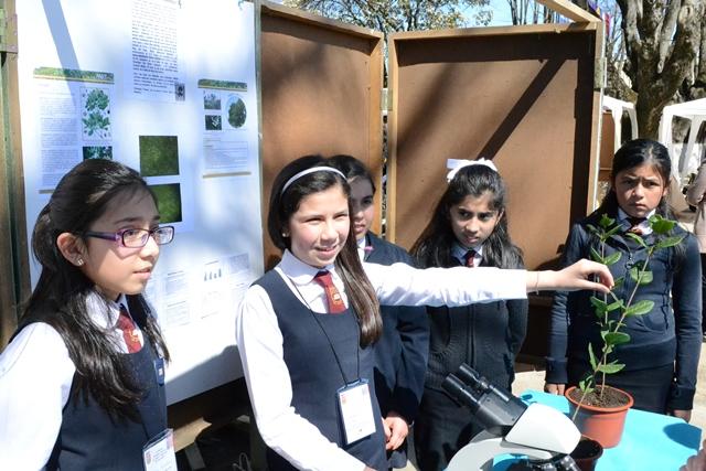 Congreso Escolar sobre Ciencia y Tecnología