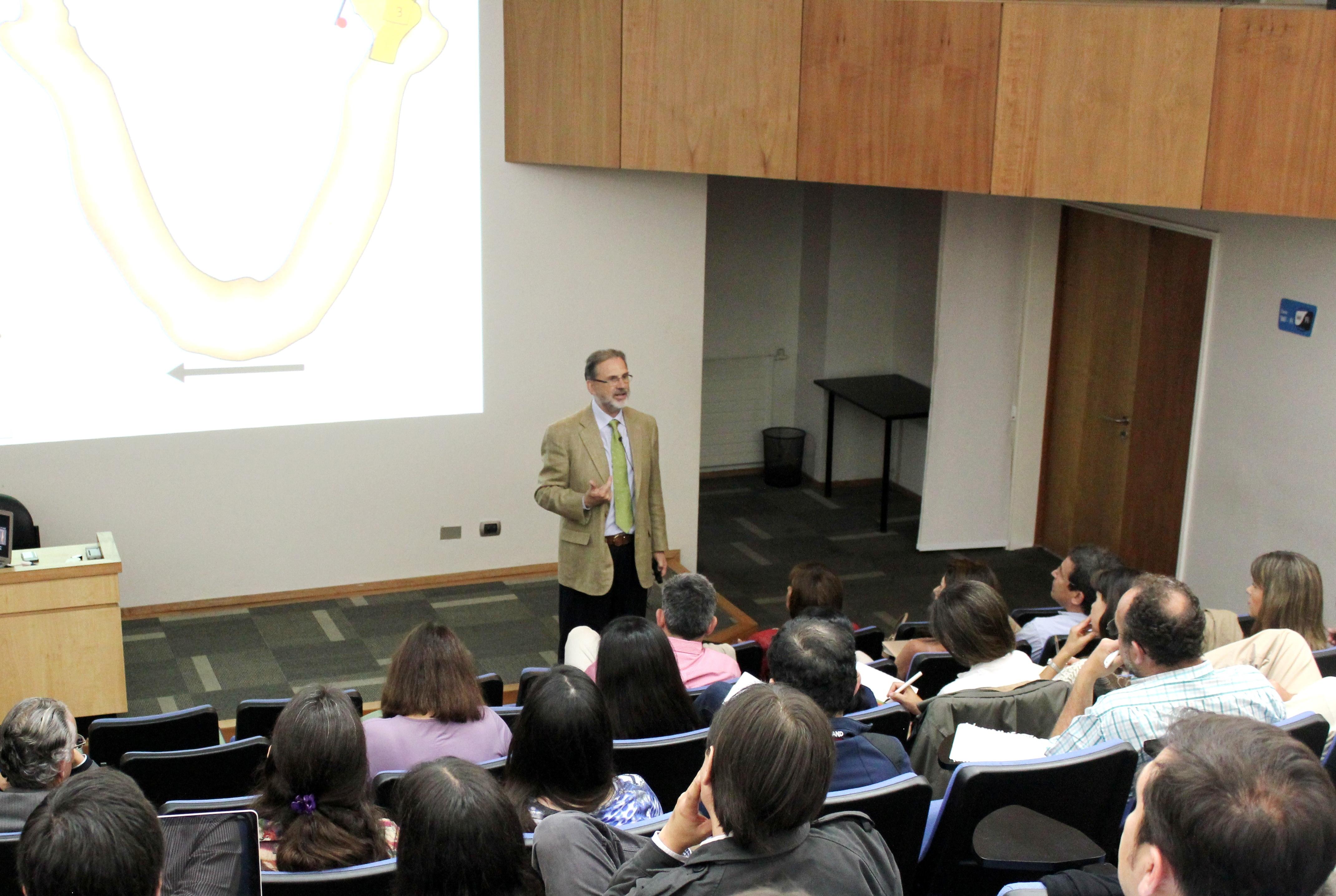 Clase Magistral Dr. Jorge Ayala