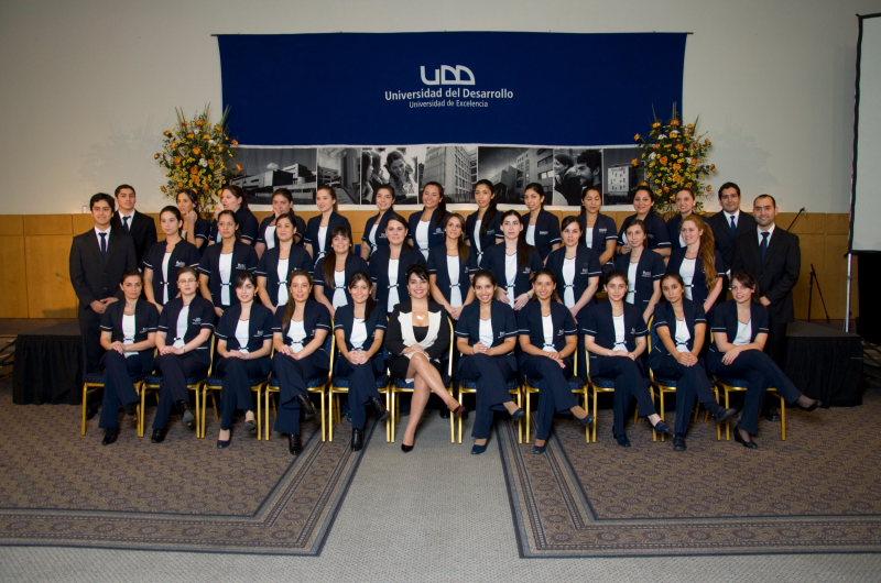 Segunda generación de Enfermeros UDD