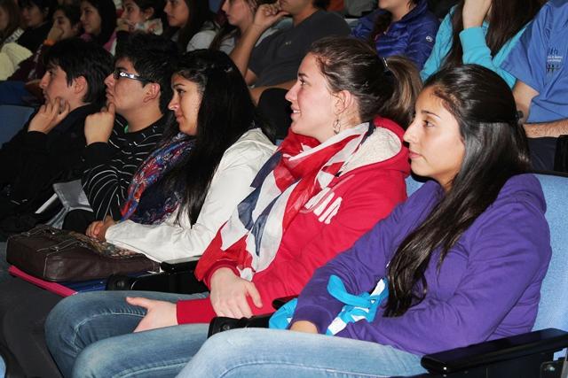 Lanzamiento  Sonríe Salud 2013
