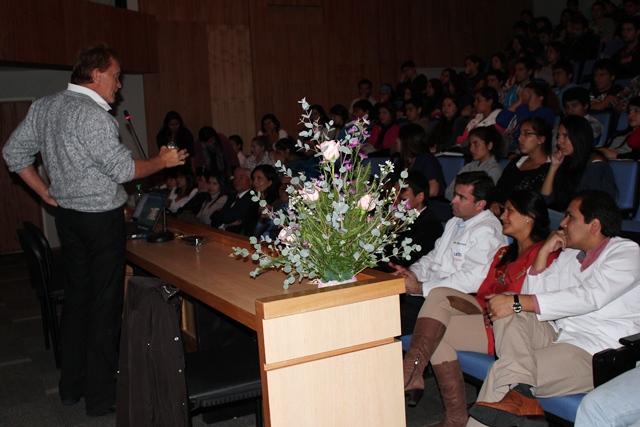 Día del Kinesiólogo en la UDD