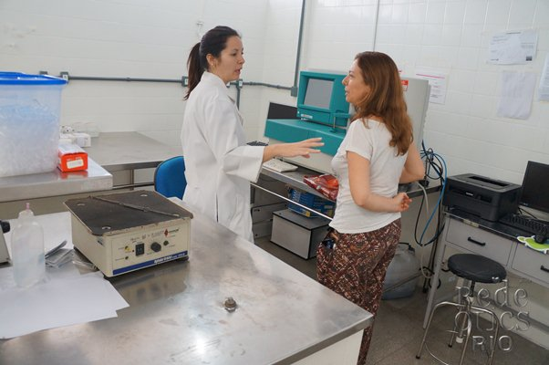 Directora Investigación conoce sobre TIC en Brasil