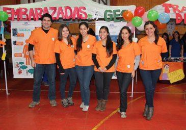 Internos organizan Feria de Salud en Hualpén