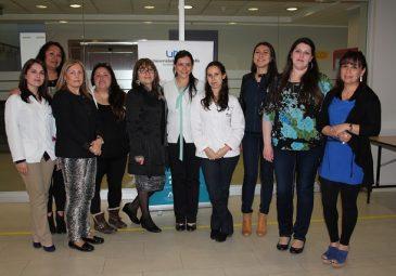 Odontología UDD dicta taller para educadoras de párvulos