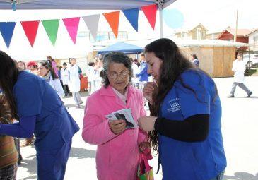Primera Feria de Salud en Tumbes