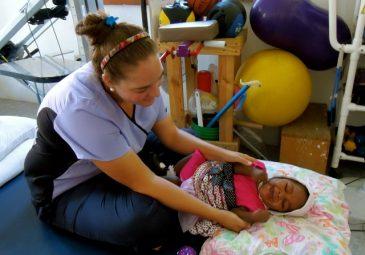Conoce a nuestros egresados: Verena Kulenkampff y su labor en Haití