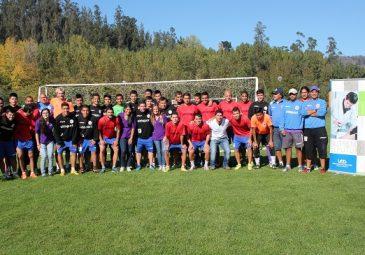 Exitosa primera rotación de internos en Deportes Concepción